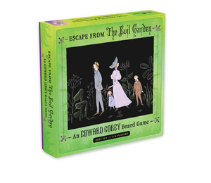 Escape From the Evil Garden:  An Edward Gorey Board Game