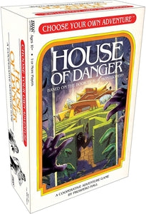 House of Danger - Choose Your