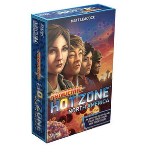 Pandemic: Hot Zone North