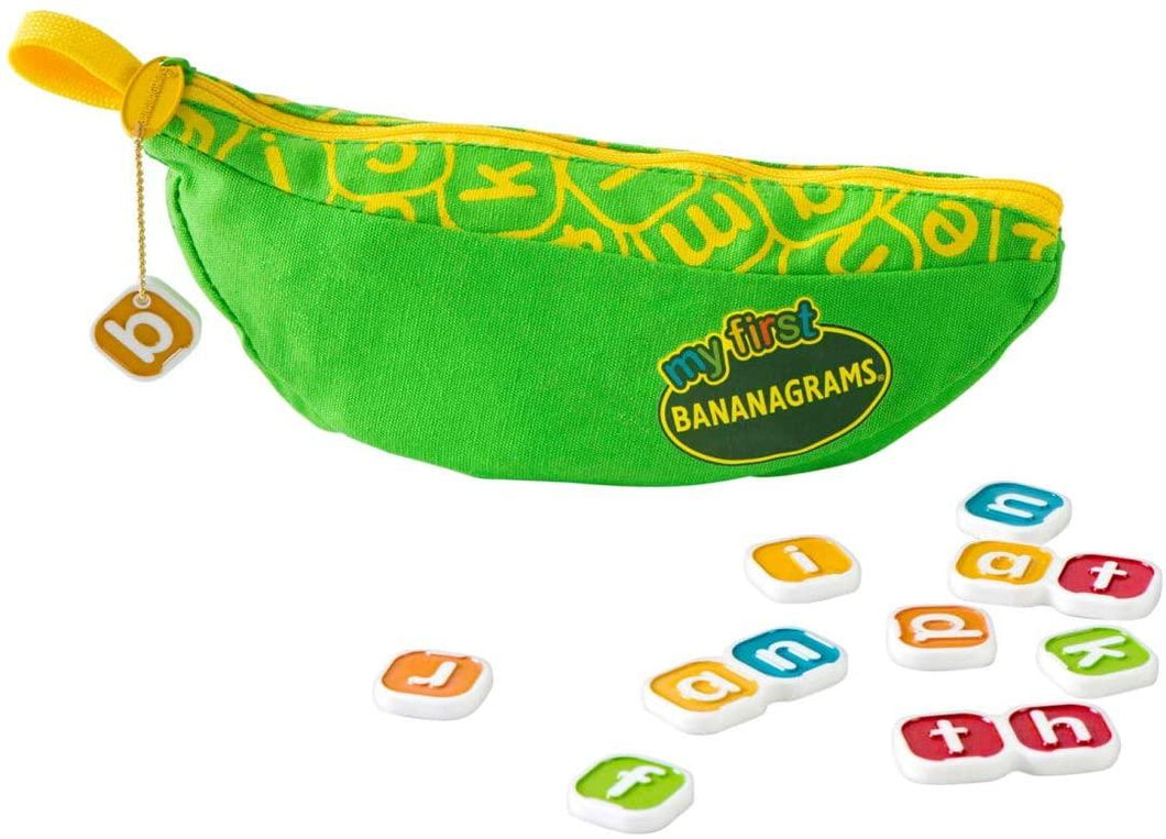 Bananagrams - My First Game