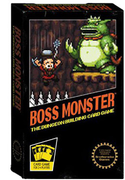 Boss Monster Dungeon Building