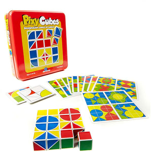 Pixy Cubes in Tin