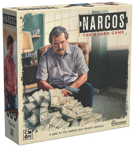 Narcos Board Game