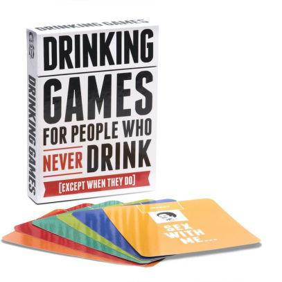 Drinking Games For People