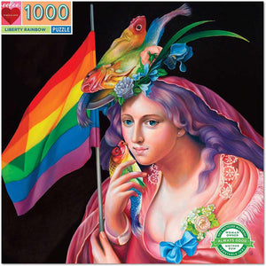 Liberty Rainbow - 1000 piece