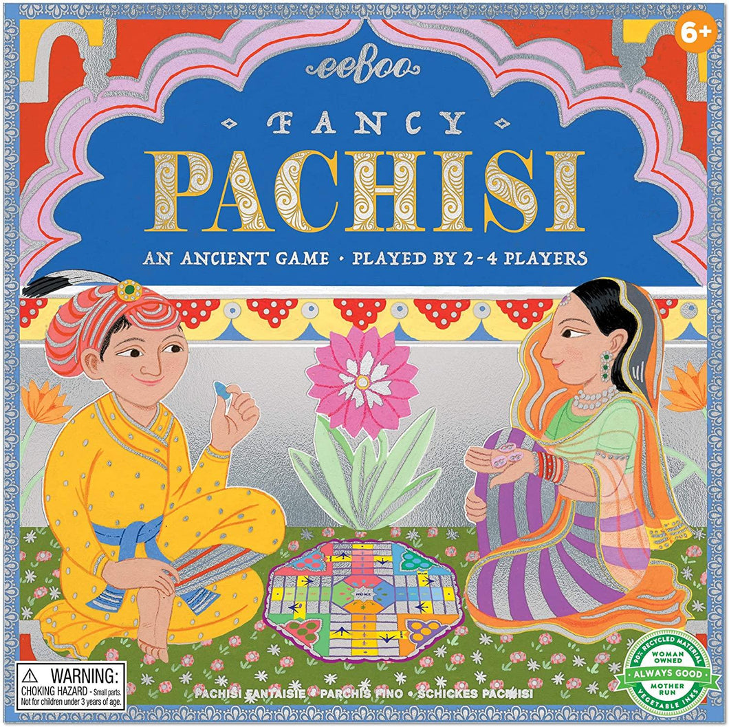 Fancy Parchisi