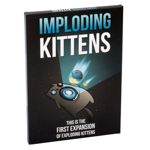 Imploding Kittens Expansion