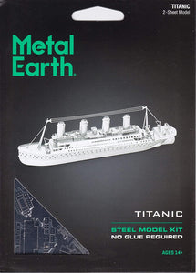 MetalEarth: Titanic (moderate)