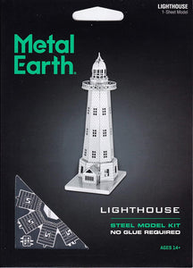 MetalEarth: Lighthouse (Easy)