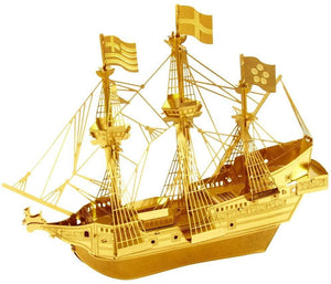 MetalEarth: Golden Hind