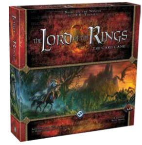 Lord of Rings The Card Game