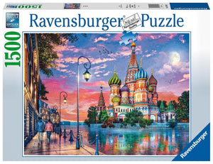 Moscow - 1500 piece