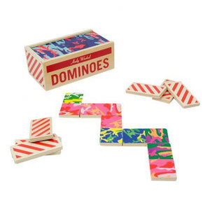 Dominoes Wooden - Andy Warhol