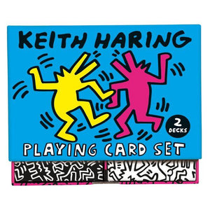 Keith Haring Playing Cards