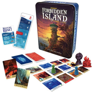 Forbidden Island Adventure