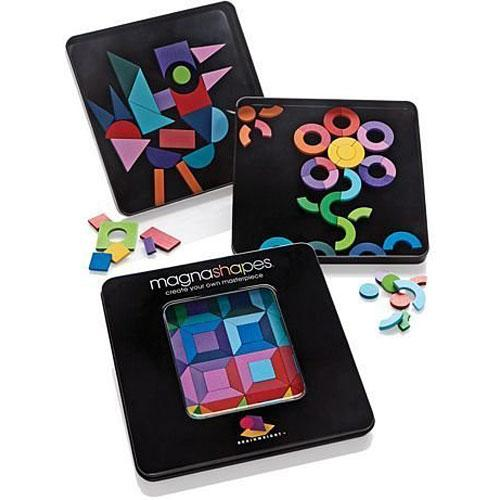 Magna Shapes Wooden Magnetic Puzzles