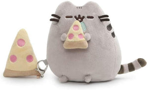 Pusheen w/Pizza 6""