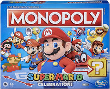 Load image into Gallery viewer, Monopoly Super Mario