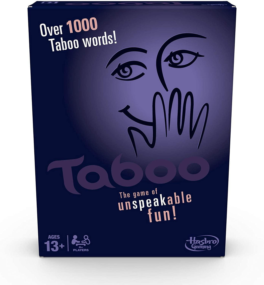 TABOO Game (new Box)