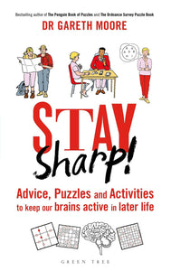 Stay Sharp Puzzle Book