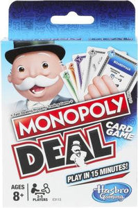 Monopoly Deal Card Game Refres