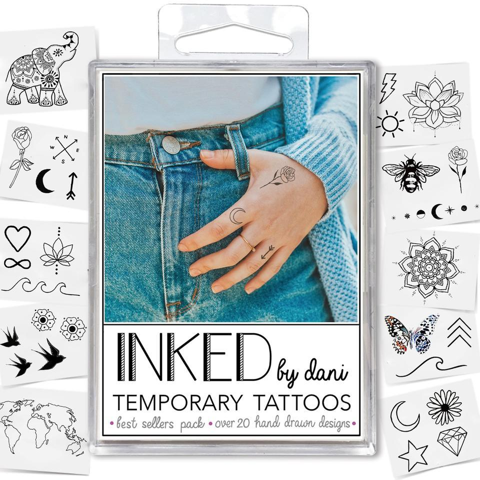 Tattoo - Best Sellers Pack