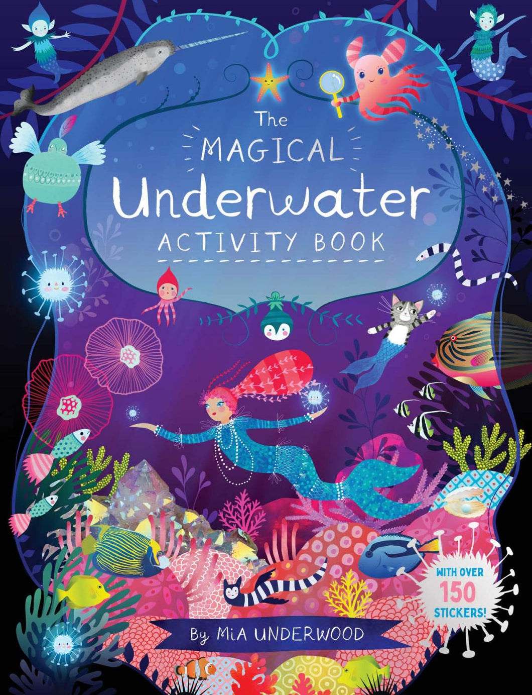 Magical Underwater Activity