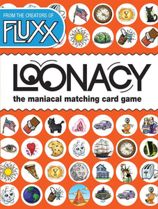 Loonacy Matching Card Game