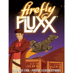 Fluxx Firefly Card Game