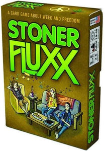 Fluxx STONER Card Game