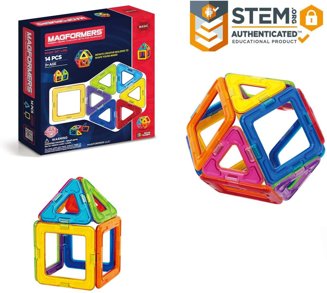 Magformers Rainbow  14pc Set