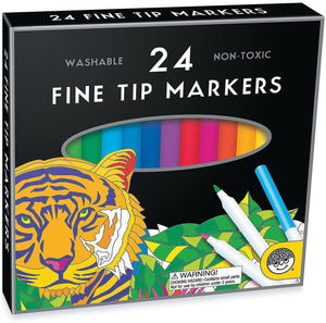 Markers Colored set of 24