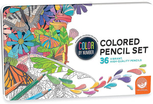 Colored Pencils Set of 36