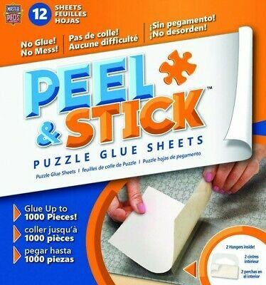 Peel & Stick Glue Sheets