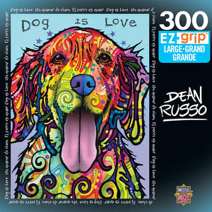 Dean Russo: Dog Is Love 300pc