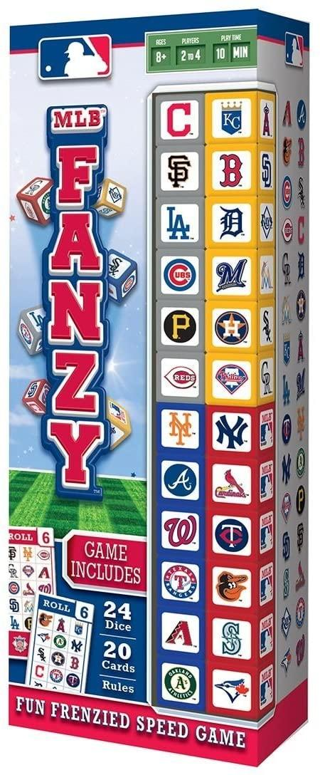 Fanzy: MLB Dice Game