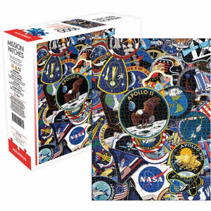NASA Mission Patches - 1000