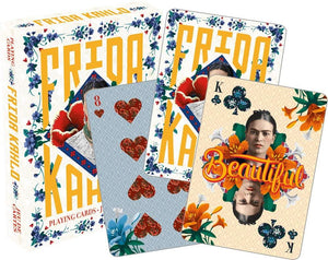 Frida Kahlo Playing Cards