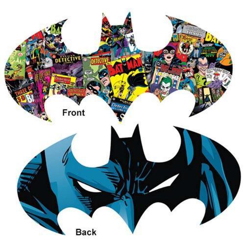 Batman 2-sided - 600 piece