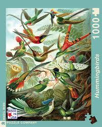 Hummingbirds - 1000 piece