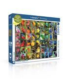 Rainbow of Birds 1000pc js