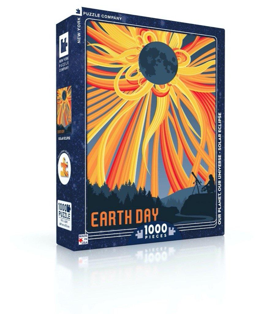 Solar Eclipse - 1000 piece