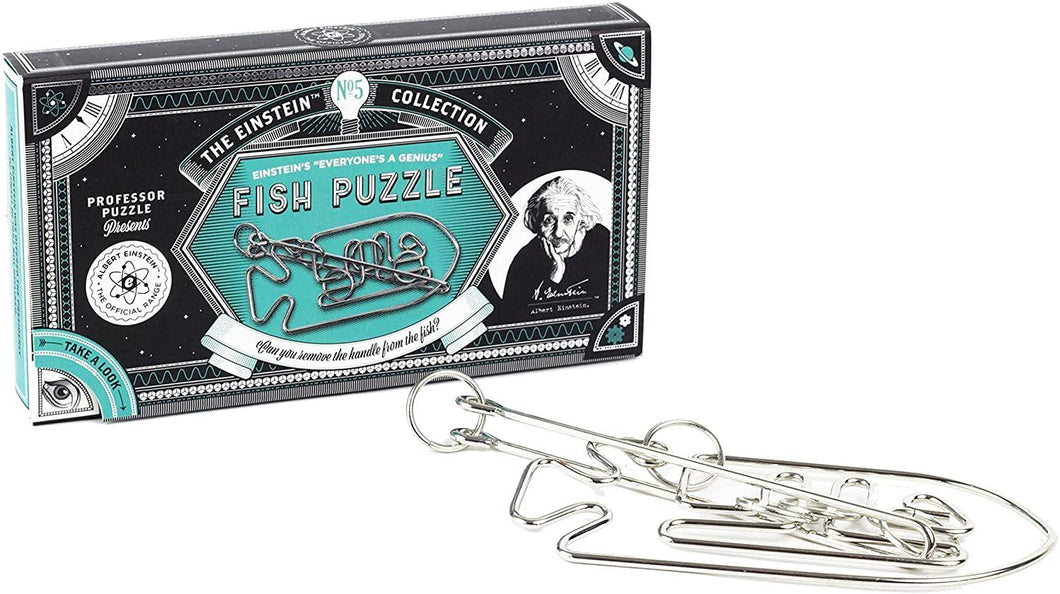 Einstein's Fish Puzzle