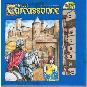 Carcassone Travel Edition