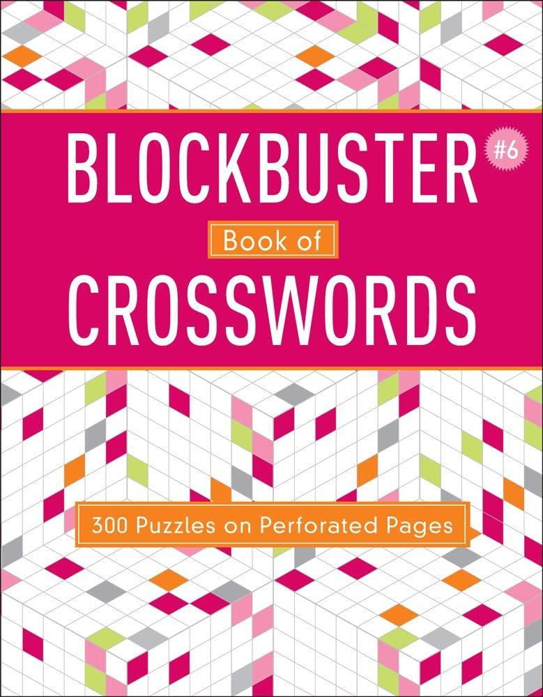 Blockbuster Book of Crosswords