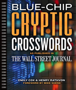 Blue Chip Cryptic Crosswords