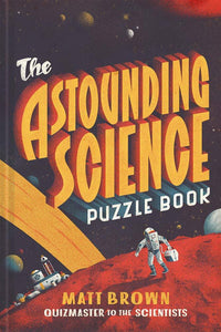 Astounding Science Puzzle Book