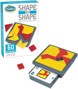 Shape by Shape Puzzle
