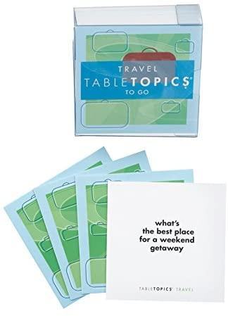 Travel Tabletopics