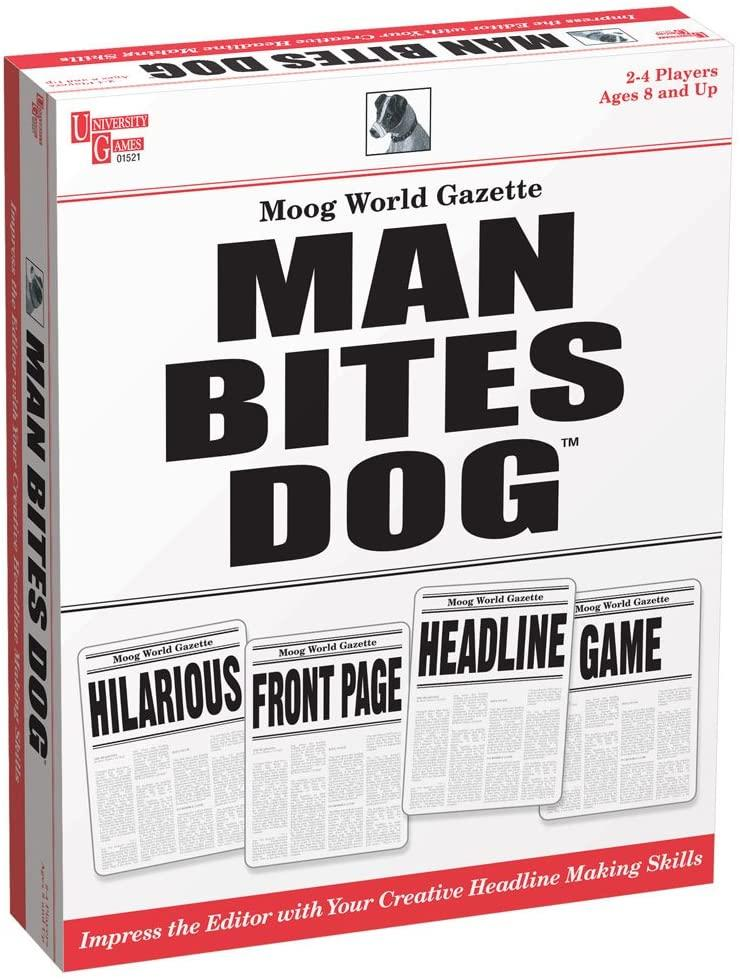 Man Bites Dog Deluxe Game